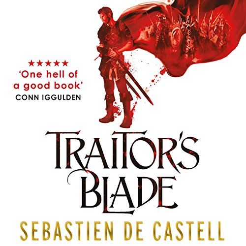 Traitor's Blade cover art