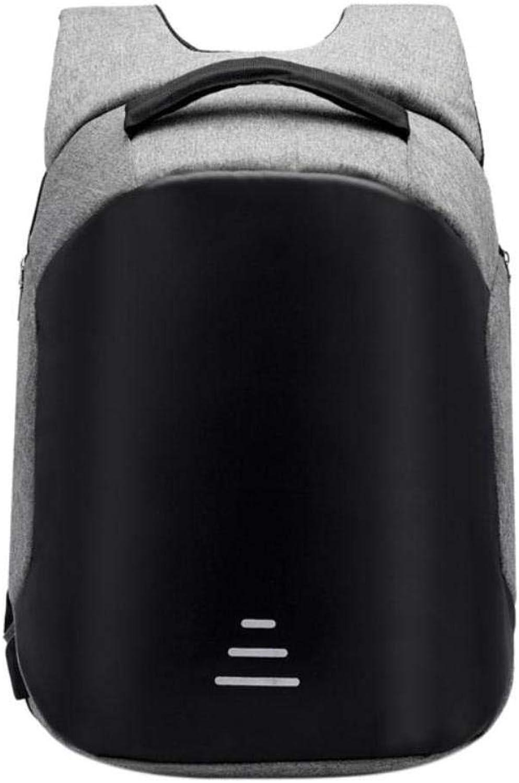 15.6 Inch Men USB Charging Business Laptop Backpacks Men AntiTheft Waterproof Schoolbags Male Backpack Large Capacity