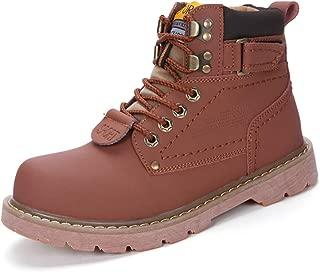 Giles Jones Combat Boots for Men Autumn Winter Anti-Slip Shockproof Motorcycle Boots