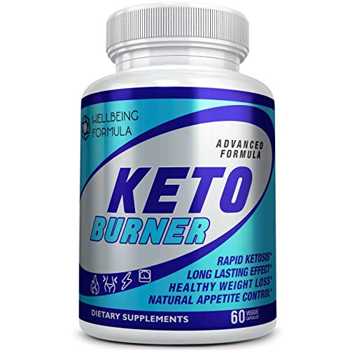 Keto Diet Pills-Natural Exogenous Ketones Supplement-Weight Loss Appetite Suppressant Keto Diet Pills That Work Fast for Women and Men-Perfect Keto Fat Burner-Metabolism Booster for Fast Weight Loss 1
