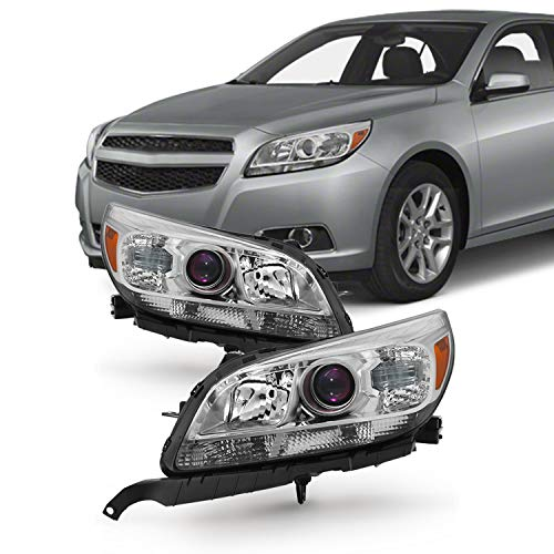 Fog Lamp Cover for Chevy Malibu 13-15//Malibu Limited 16-16 Right and Left Side