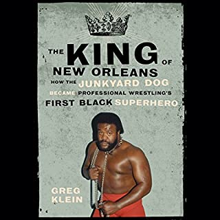 The King of New Orleans cover art