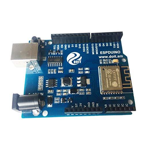 perfk Carte de Développement ESPDuino Contrôle Arduino UNO R3