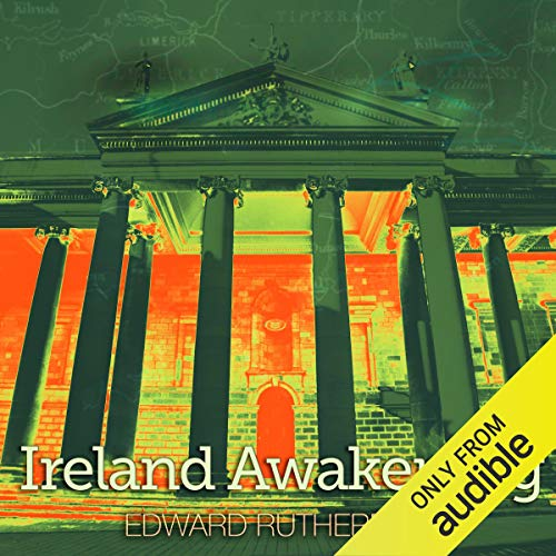 Ireland Awakening audiobook cover art