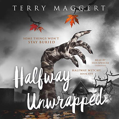 Halfway Unwrapped audiobook cover art