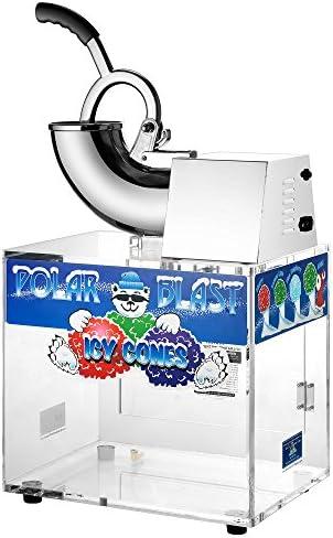 6058 Great Northern Polar Blast Acrylic Snow Cone Machine Snowcone Slush Maker product image