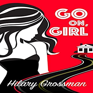 Go On, Girl audiobook cover art
