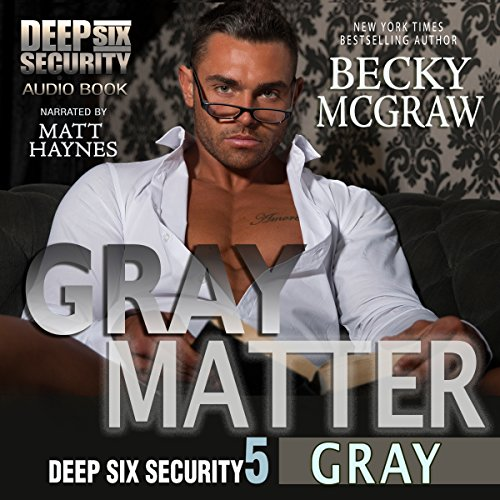 Gray Matter audiobook cover art