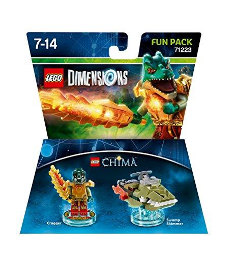 Warner Bros Interactive Spain Lego Dimensions - Chima Cragger