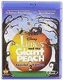 James & The Giant Peach [Edizione: Stati Uniti] [Reino Unido] [Blu-ray]