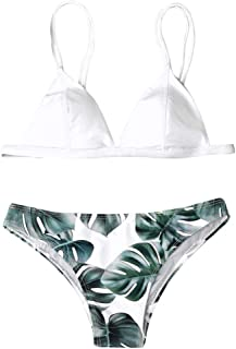e4e4251b45c5 Amazon.es: Plateado - Conjuntos / Bikinis: Ropa
