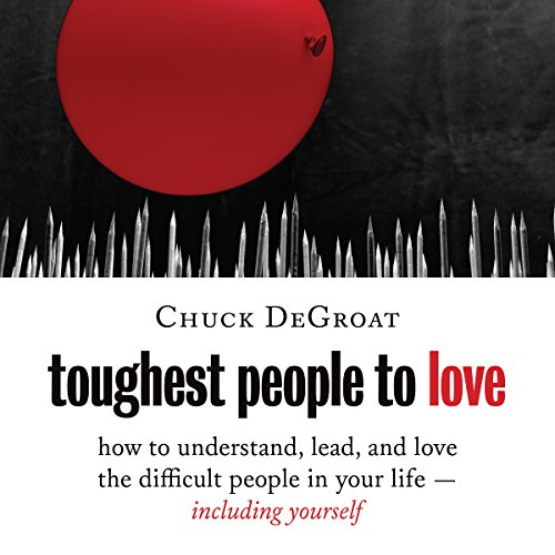 Toughest People to Love audiobook cover art