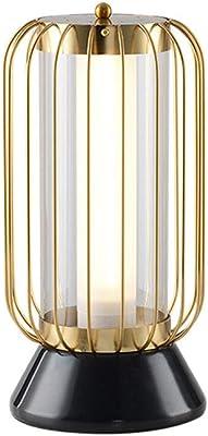 Arte de mesa decorativa moderna lámpara salón estudio escritorio ...