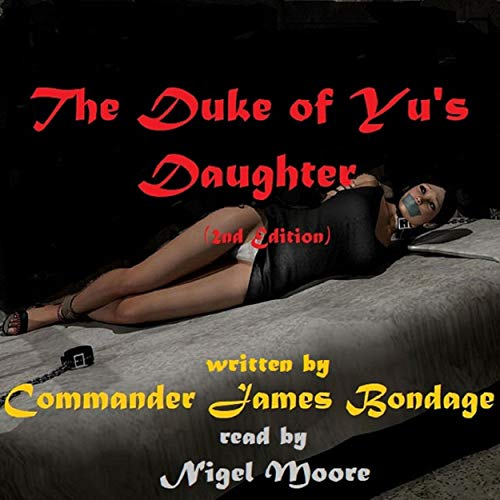 The Duke of Yu's Daughter audiobook cover art