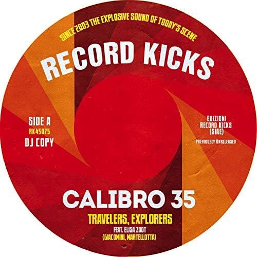 Calibro 35 feat. Elisa Zoot