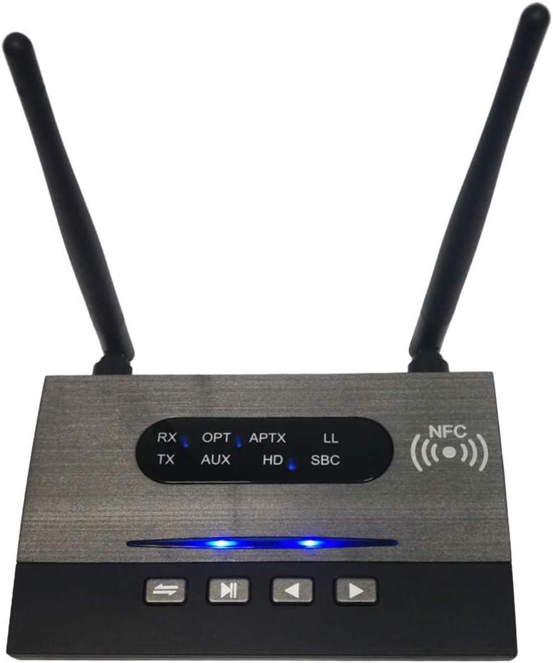 OSALADI Inexpensive Long Range Wireless Popular Audio HiFi Adapter Receiver