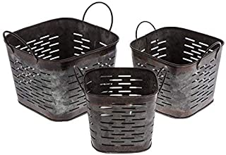 Best square buckets for sale Reviews