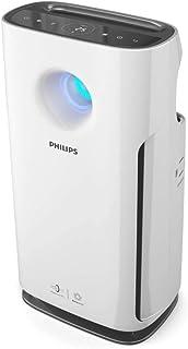 Philips Luchtreiniger (voor mensen met een allergie, tot 95 m2, CADR 393 m3/h, AeraSense-sensor) wit Zonder app-besturing....