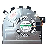 Lüfter/Kühler Fan kompatibel mit Toshiba Satellite M50-A-11C, M50D-A-10N, M50T-A-103, M50-A-108, M50-A-11L, M50D-A-10X, M50-A-118, M50D-A-10K, M50T-A-10G