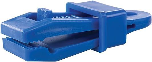 Silverline 231639 bevestigingsogen voor dekzeilen, 4-delige verpakking.