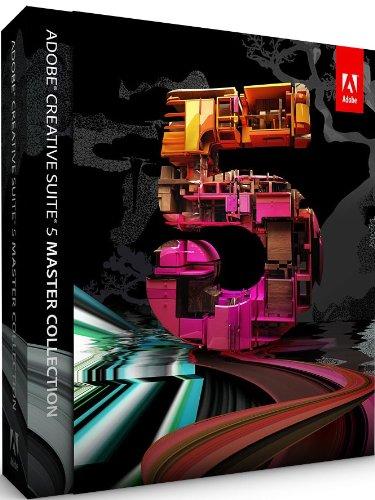 Adobe Creative Suite 5 Master Collection französisch WIN