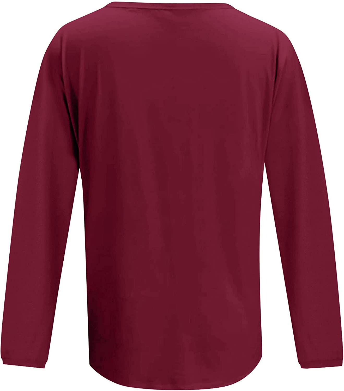 Jaqqra Sweatshirts for Women Causal 1/4 Zip Soild Color Sweatshirts Long Sleeve Pullover Tops Activewear Running Jacket