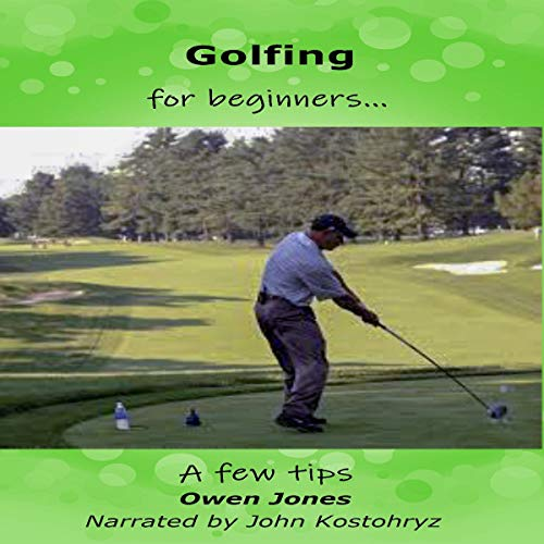 Couverture de Golfing for Beginners (How to...)