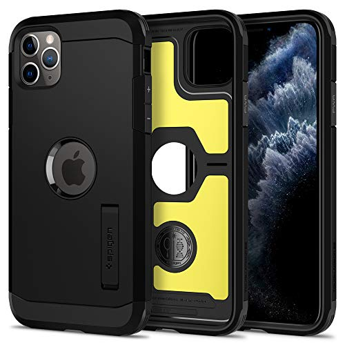 Spigen Tough Armor Designed for Apple iPhone 11 Pro Case (2019) - XP Black