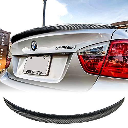E90 Limousine Carbon Fibre heckspoiler - Performance Style, 05-12