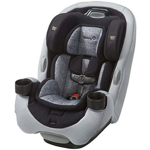 Safety 1st Grow N Go EX Air 3-in-1 Convertible Car Seat, Lithograph