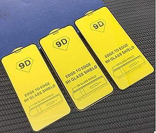 TOMMY-Phone Screen Protectors - 100pcs/lot 9D Full Cover Tempered Glass Screen Protector For for Xiaomi Redmi k30 Note 9 9...