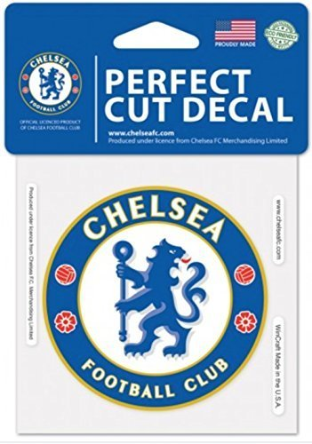 Official Chelsea FC 4x4 Perfect Cut Color Decal
