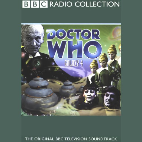 Doctor Who: Galaxy 4 cover art
