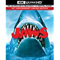 Jaws 45th Anniversary 4K Ultra HD + Blu-ray