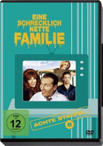 Eine schrecklich nette Familie - Staffel 8 (3 DVDs)
