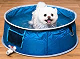 Coco Jojo Devesesport | Piscina para Perros 65 cm | Piscina para Mascotas | Plegable |...