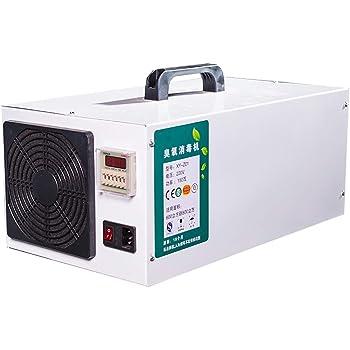 Generatore di ozono PRO 1000mg Stampo CONTROLLO CASA PORTATILE ARIA DEPURATORE macchina