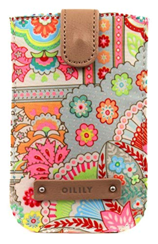 Oilily Spring Ovation Smartphone Pull Hülle Ivory