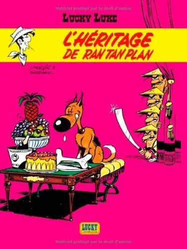 Lucky Luke: Lucky Luke 11/L'heritage De Rantanplan by Morris (2000-02-08)