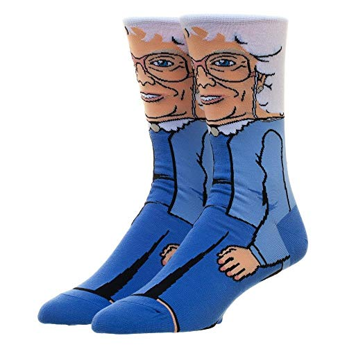 Sophia Golden Girls Socks Golden Girls Apparel Sophia Golden Girls Apparel Golden Girls Accessories