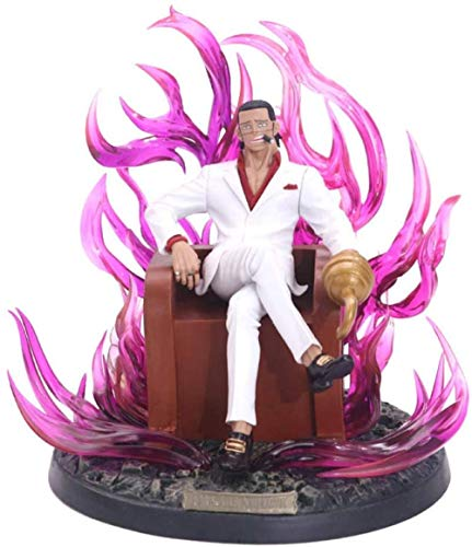 Factorydiy Modelo Figuras de acción Modelo Estatuilla Anime de 20 cm Caja PVC Figura de acción de colección Modelo Muñeca Juguetes Regalo Reloj Despertador Modelo en Caja Muñecas Estatuas Arte