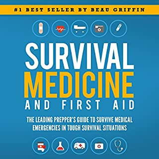 Survival Medicine & First Aid audiobook cover art