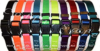 CollarSafe Replacement Collar for Petsafe Stay and Play Wireless Containment System PIF00-12918 PIF00-12917 Sonic Bark Pawz Away SportDog NoBark -Weaves Around Module-No Holes!