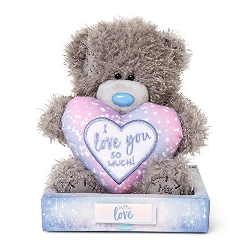 Me to You AP701044 me to You I Love You So Much Tatty Teddy Bear