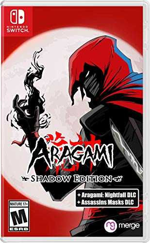 Aragami - Shadow Edition for Nintendo Switch [USA]
