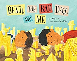 Benji, The Bad Day, and Me autism book for kids