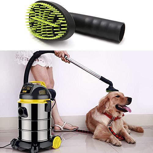 Pet Dog Cat Animal Hair Brush Stofzuiger Nozzle Attachment Haar En Bont Grooming Extra Opzetborstel 32Mm Dia Voor Huisdieren,Brush