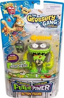 Grossery Gang The Season 3 Action Figurine - Trash Head