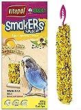 A&E Smaker Snacks Treat Stick Parakeet Twin Pack (Egg)