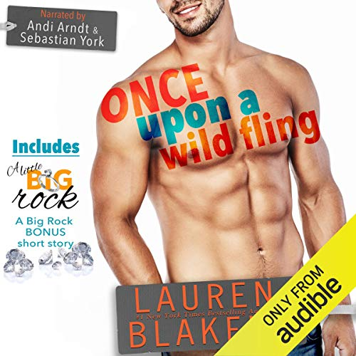 Once upon a Wild Fling audiobook cover art